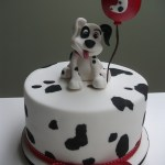 Birthday Dalmatian Dog Cakecentral Com