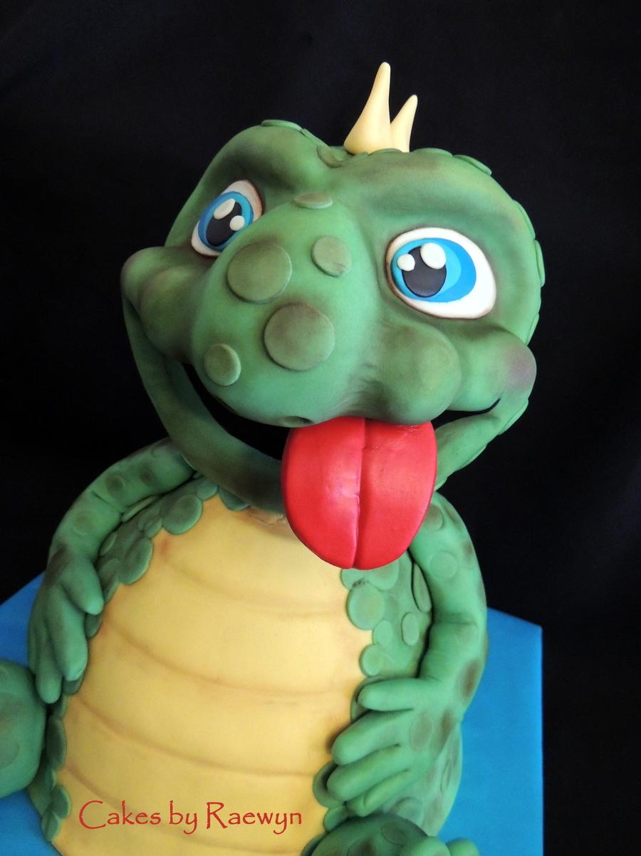Baby Dino Cakecentral Com