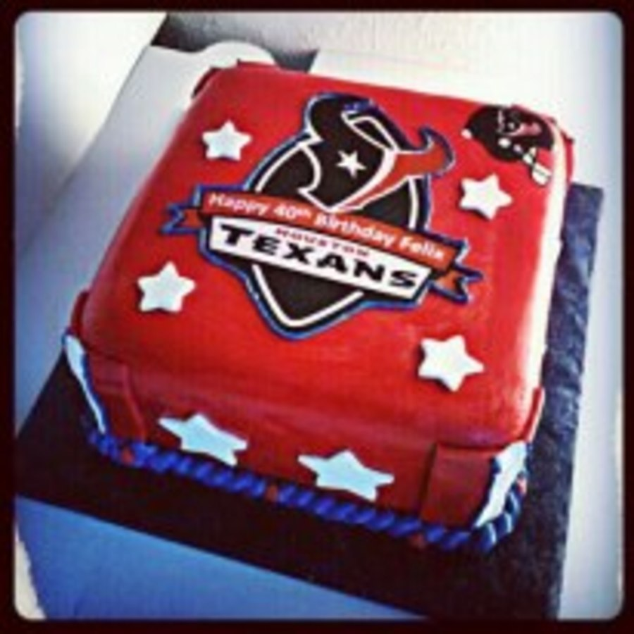 Houston Texans Happy Birthday
