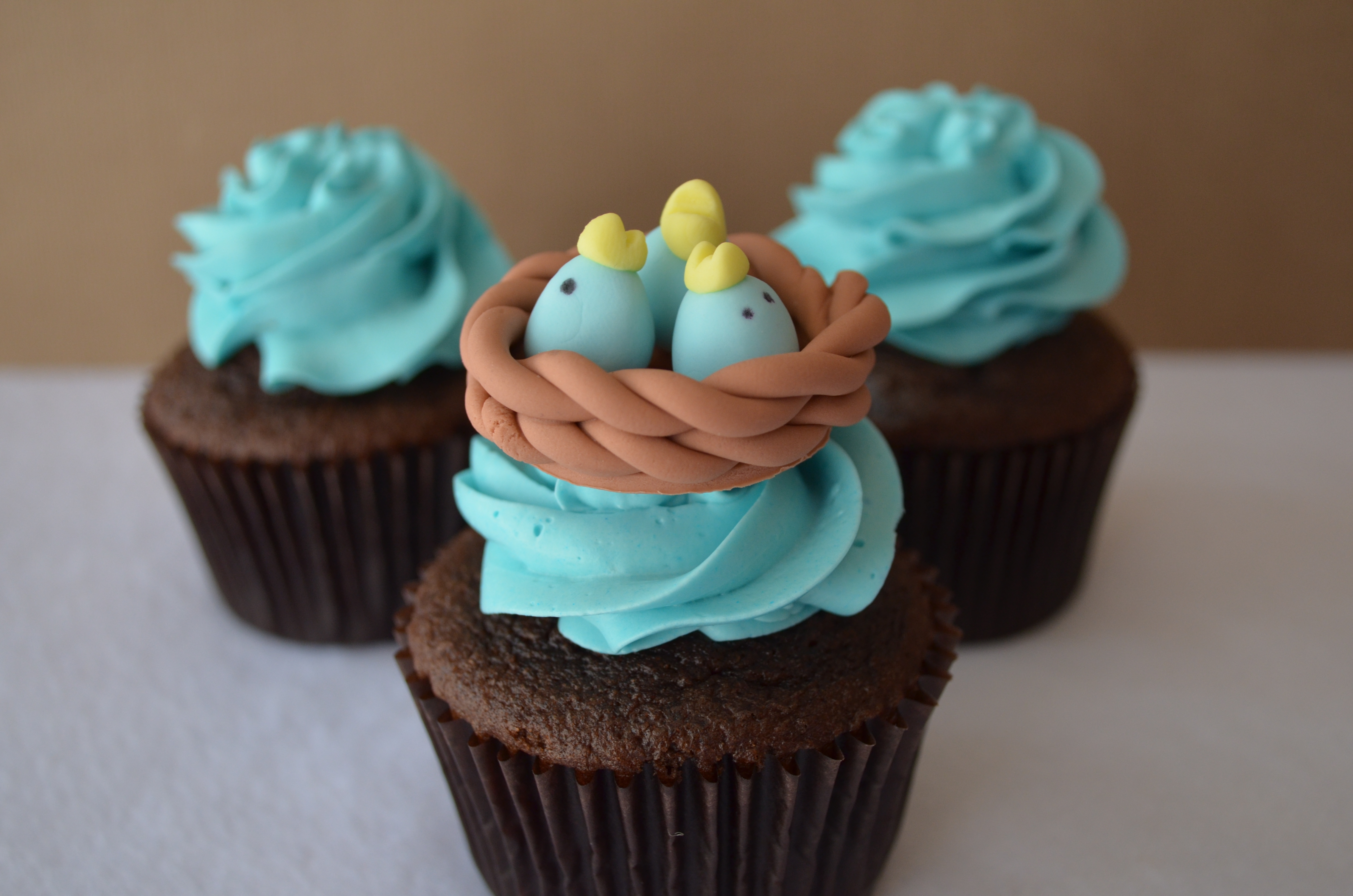 My Very First Cupcake Bouquet Made For My Sons Teacher For