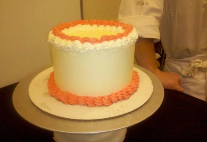 Lemon Raspberry Cake Cakecentralcom