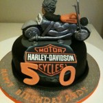 Harley Davidson Bike Cake Cakecentral Com