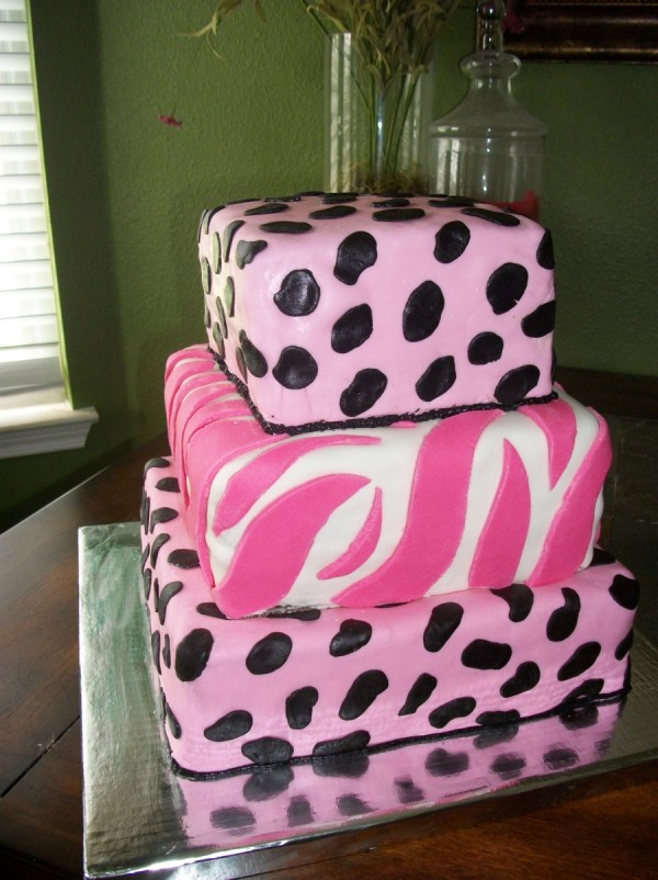 Animal Print Theme - CakeCentral.com