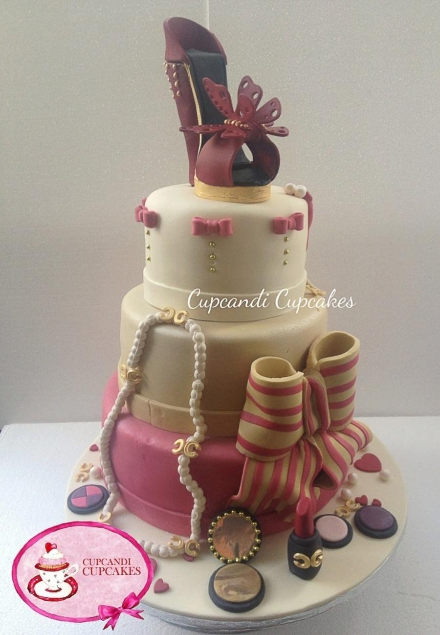 Th Birthday Cake Andy