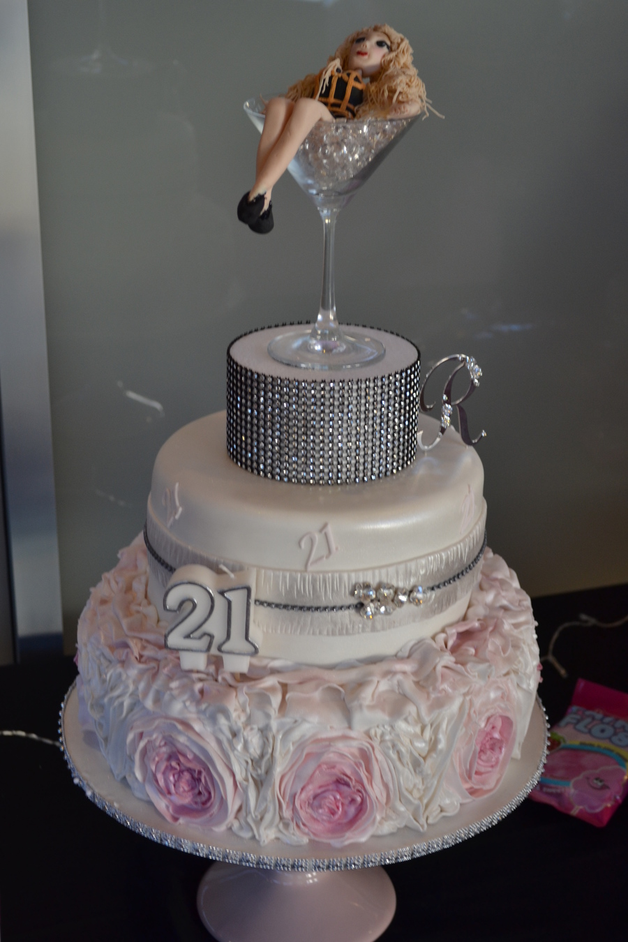 I Made This For My Daughters 21st Birthday Party The Model