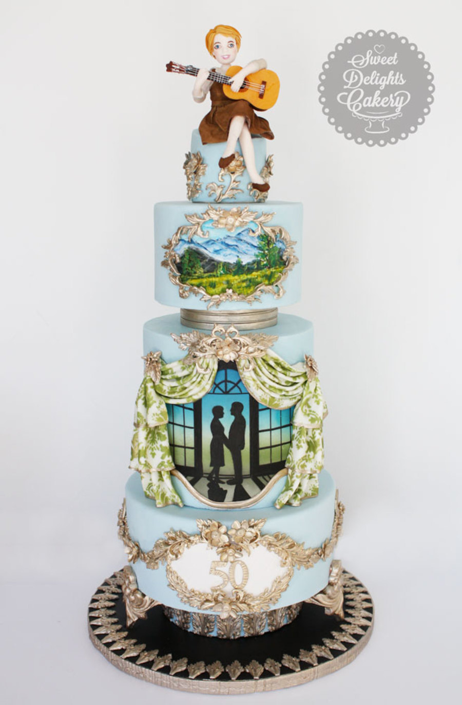 The Sound Of Music Cakecentral Com