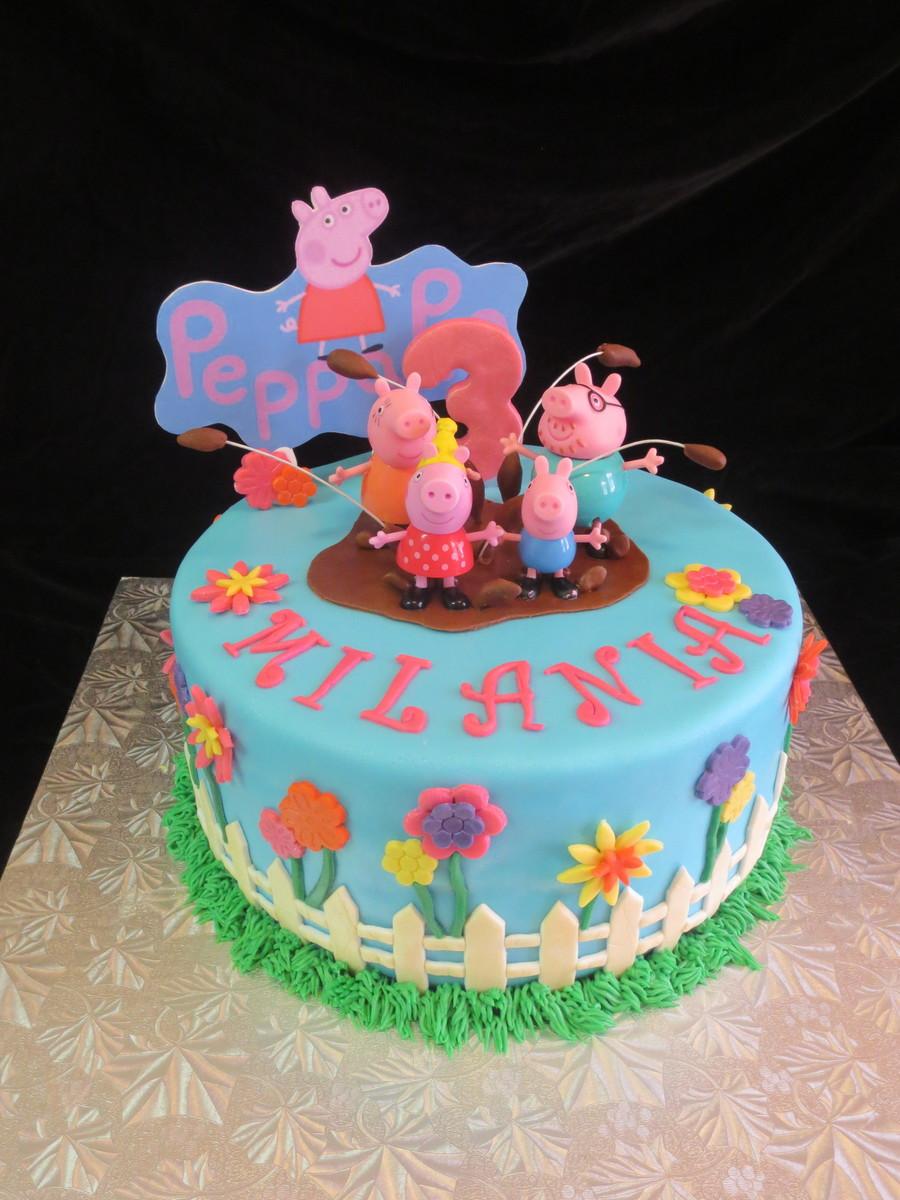 Birthday Sams Cake