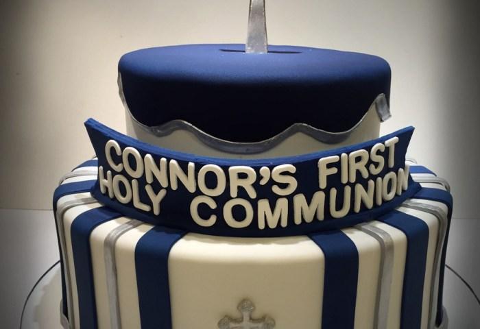 Communion Cake Cakecentralcom
