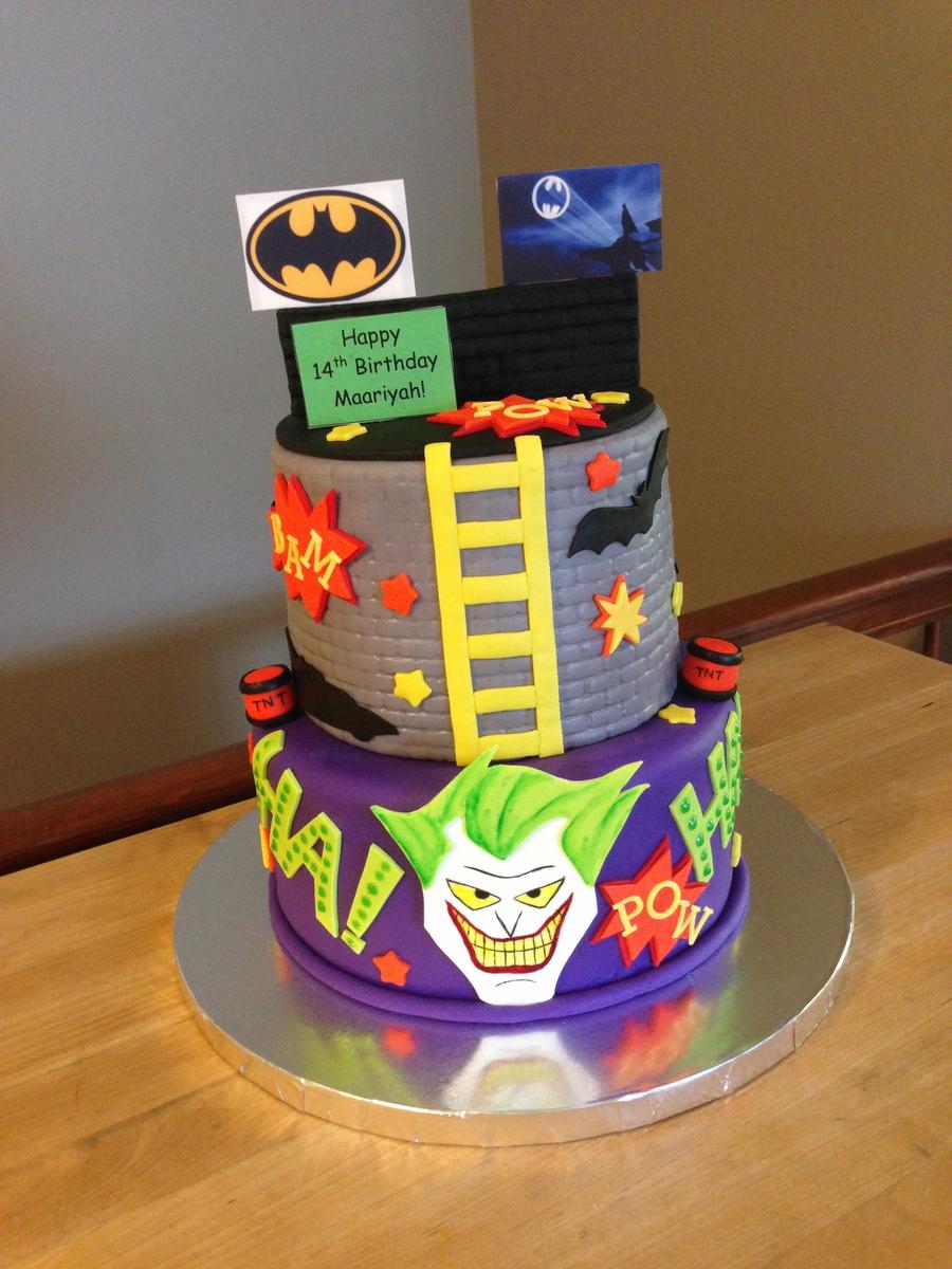 Joker Cake Cakecentral Com