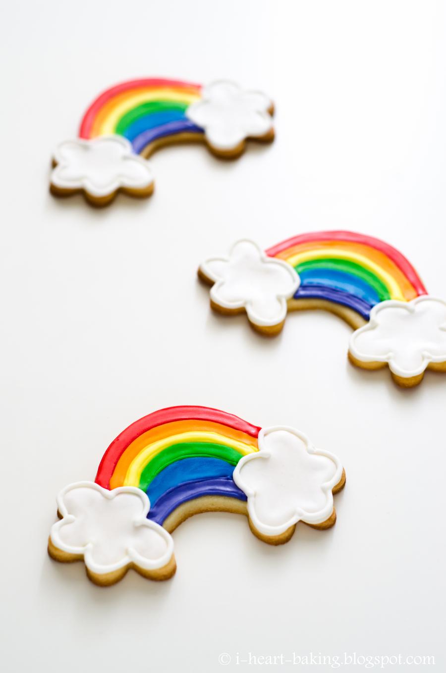 Rainbow Cookies Cakecentral Com