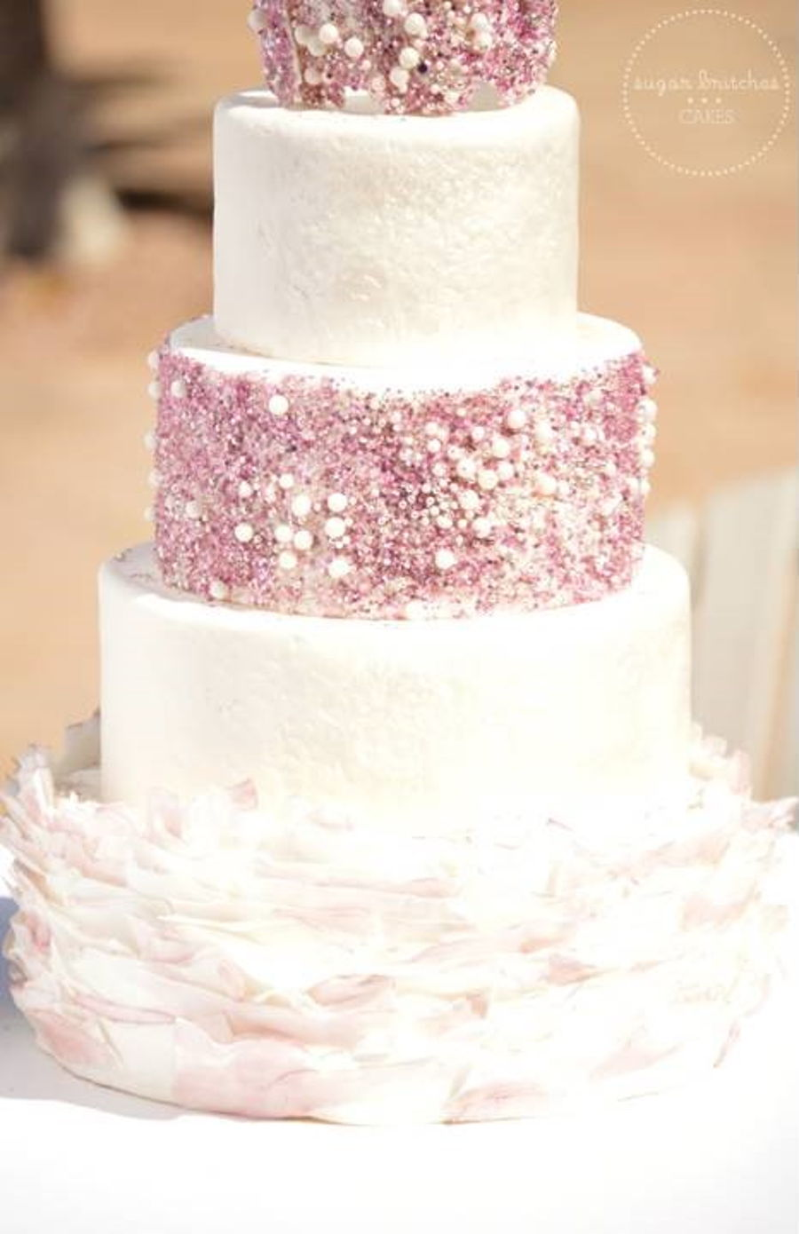 Pretty In Pink Princess Cake Cakecentral Com