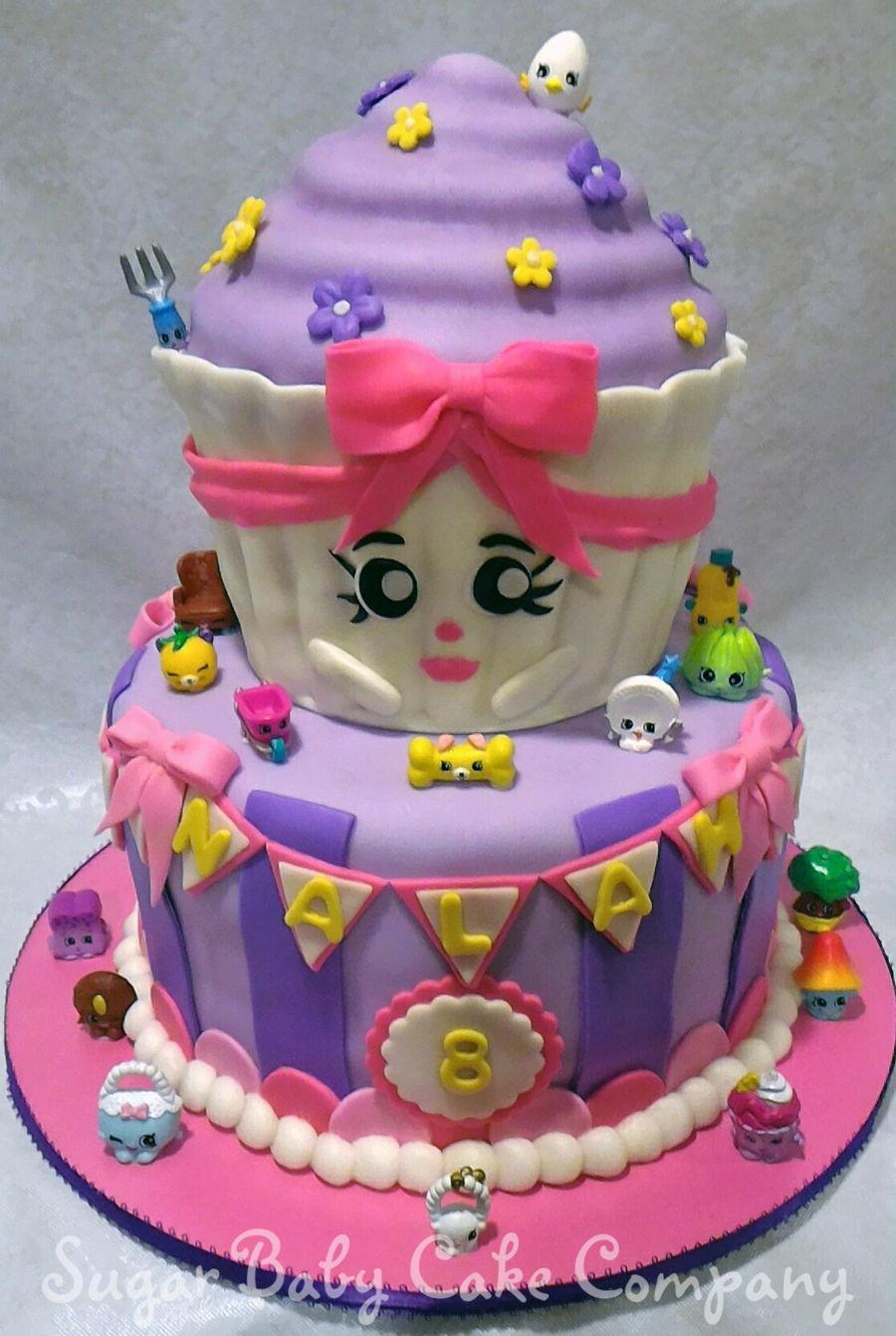 Shopkins Birthday Cake Cakecentral Com