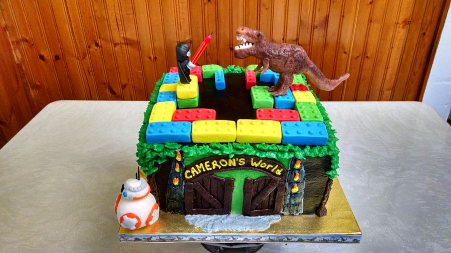 Jurassic World Legos Amp Star Wars For Cameron 2016