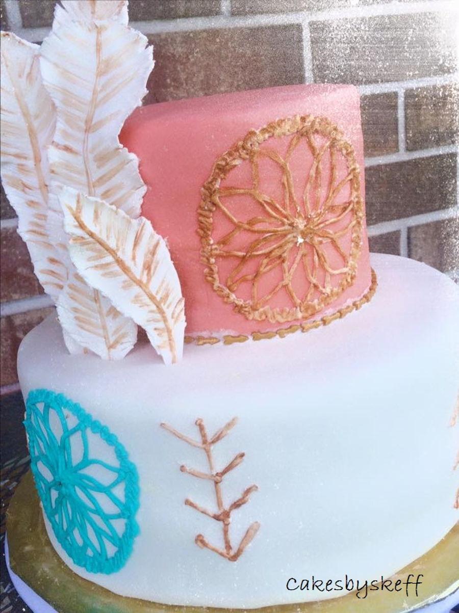 Dreamcatcher Cake Cakecentral Com