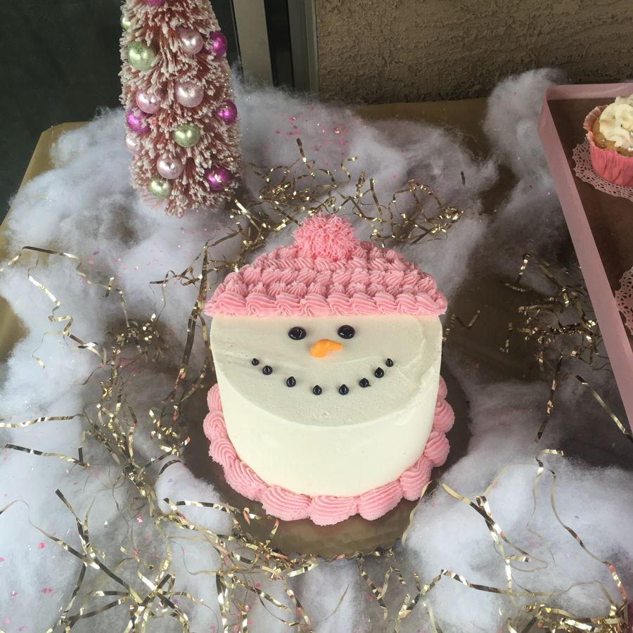 Winter Onederland Cakecentral Com