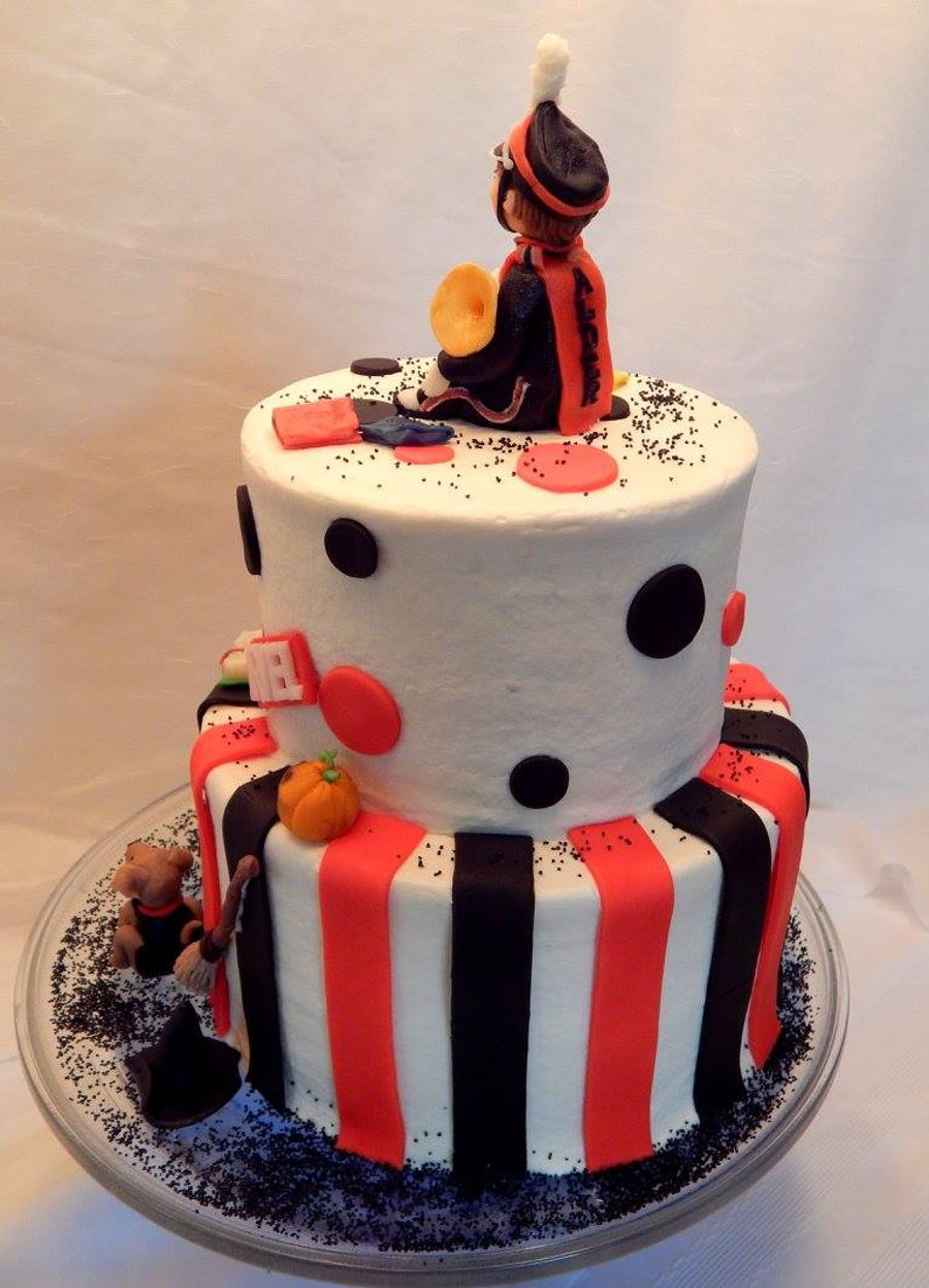Boy S Sweet 16 Cakecentral Com