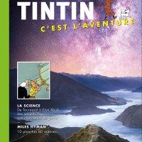 """""""Tintin c'est l'Aventure"""" N°8 (Hergé-Moulinsart 2021 / Géo)"""