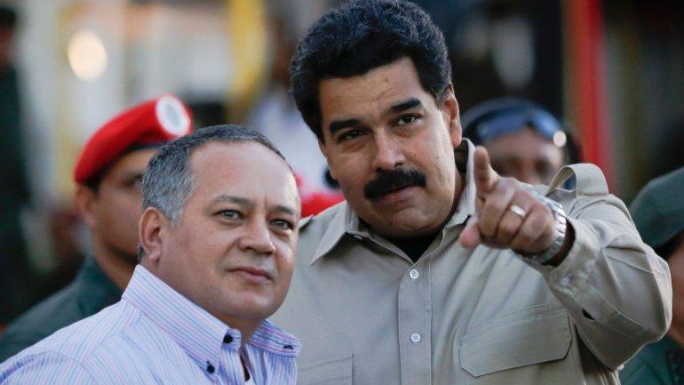 Diosdado Cabello fue señalado por Efraín Antonio Campos Flores, ahijado de Nicolás Maduro detenido en Puerto Príncipe por la DEA