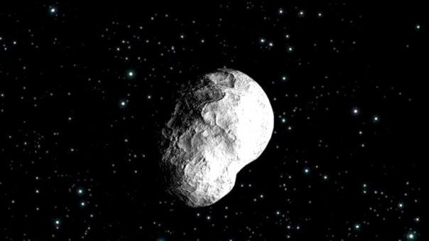 Los asteroides son continuamente monitoreados por la NASA