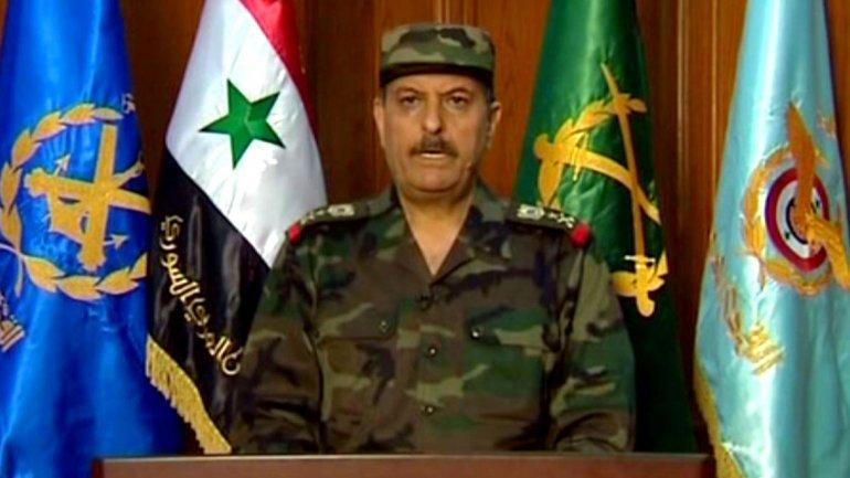 Fahad Jassim Al Freij,ministro de Defensa sirio