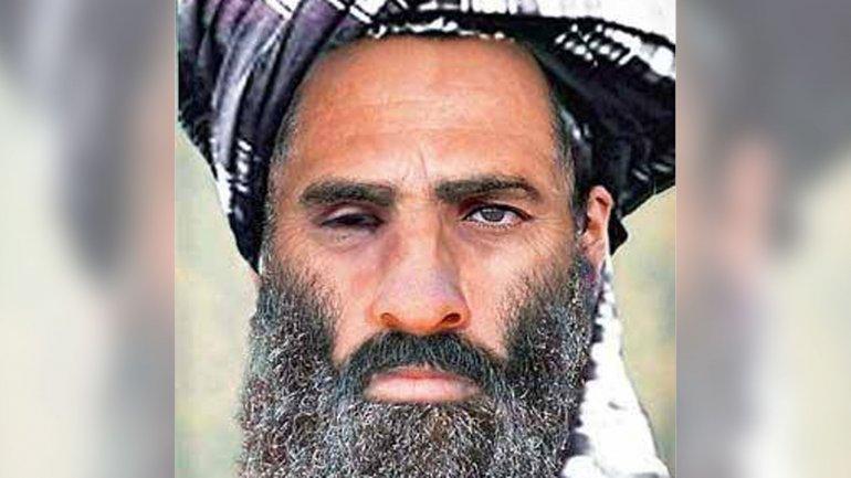 Afganistán informó en julio la muerte del Mullah Omar