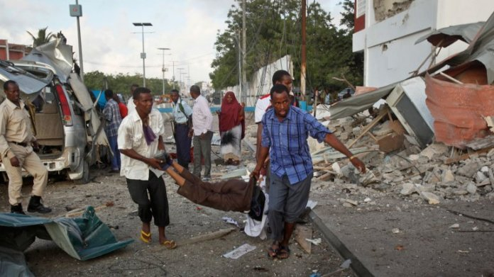 Al Shebab es una rama terrorista de Al Qaeda en Somalía
