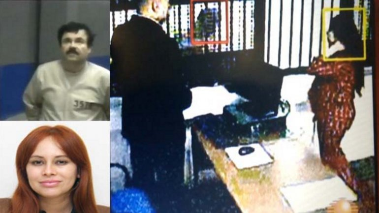 <div><div><div><div><div><p>Lucero Sánchez, según Noticieros Televisa visitó al Chapo en prisión</p></div></div></div></div></div>