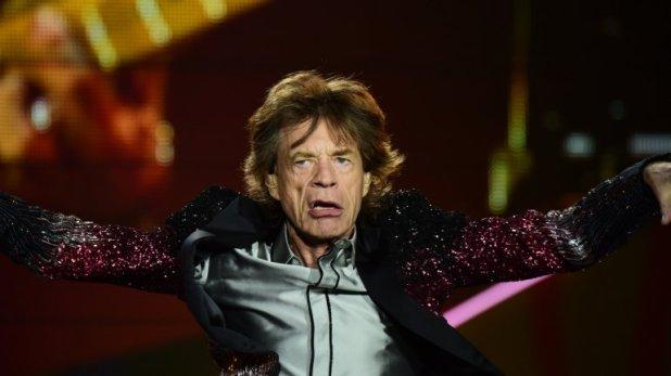 Mick Jagger, con sus 72 años continúa vigente como voz de los Rolling Stones