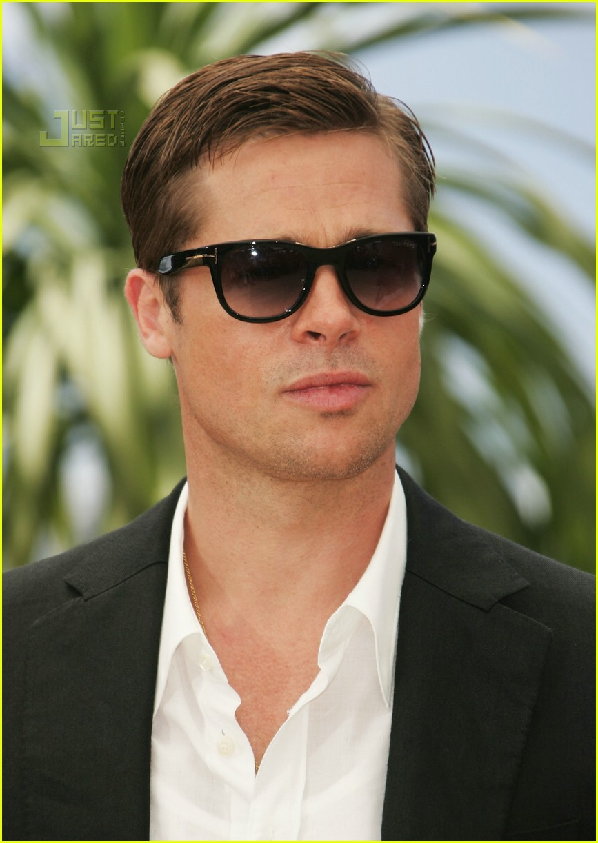 Brad Pitt Does Cannes With Oceans 13 Photo 188701 Brad