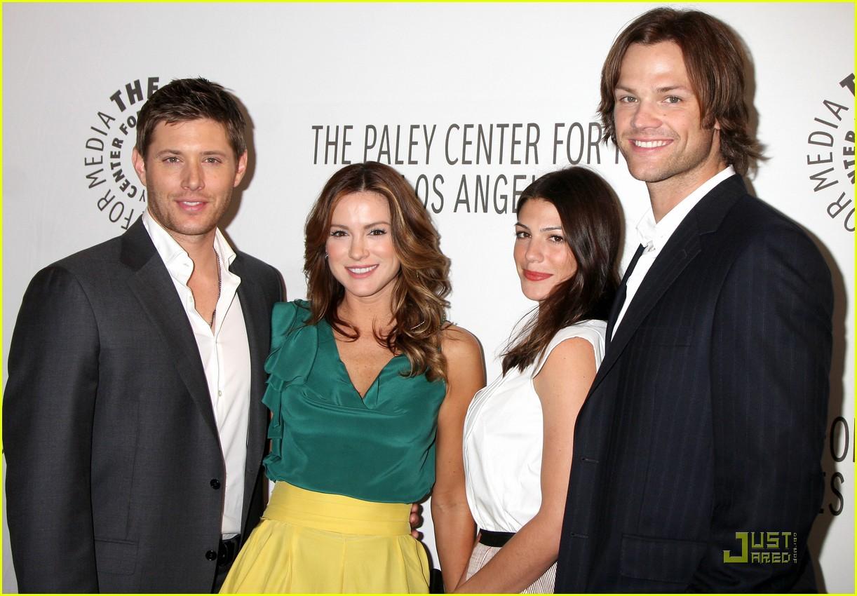 Jensen Ackles & Jared Padalecki: 'Supernatural' At