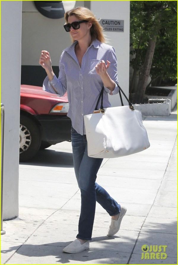 Ellen Pompeo Gives 'Grey's' Showrunner Funny Nickname ...