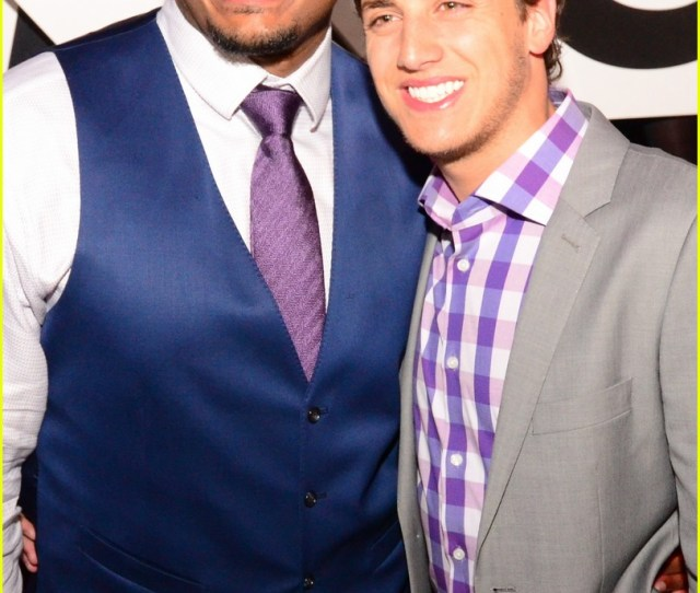 Michael Sam Boyfriend Vito Party In Vegas After Nfl Draft