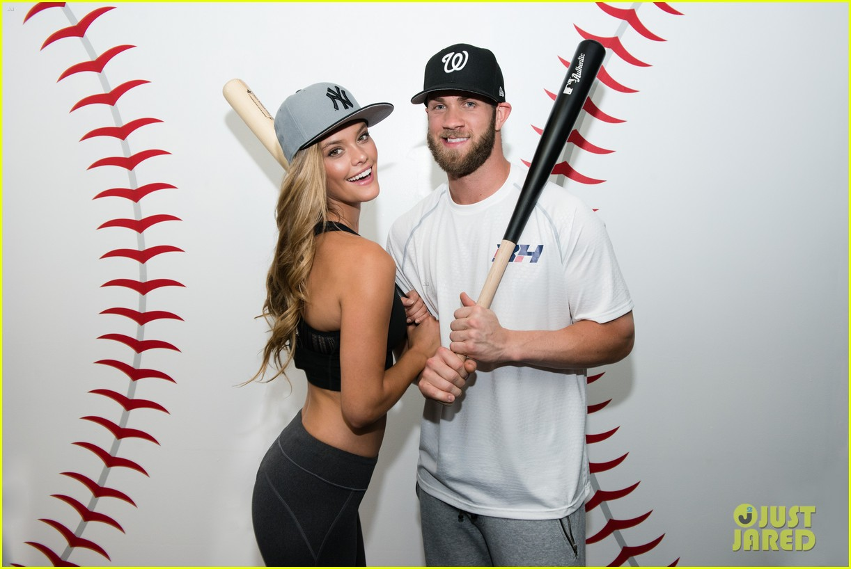 MLB Player Bryce Harper Goes Shirtless For ESPN Body Issue