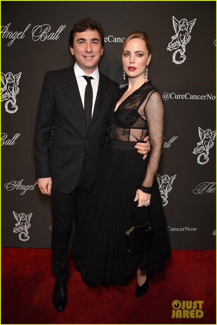 Melissa George Welcomes a Baby Boy with Partner Jean-David ...