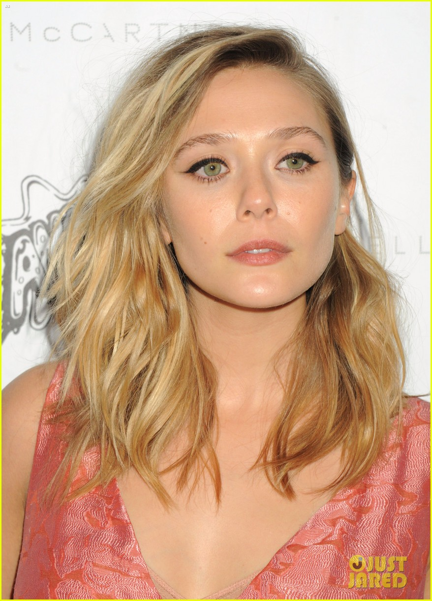 Elizabeth Olsen Amp Emilia Clarke Support Stella McCartney