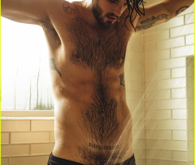 Youngers Nico Tortorella Strips Down In The Shower For Sexy Rogue Magazine Shoot