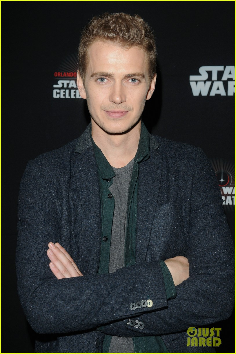 hayden christensen star wars celebration 223885459