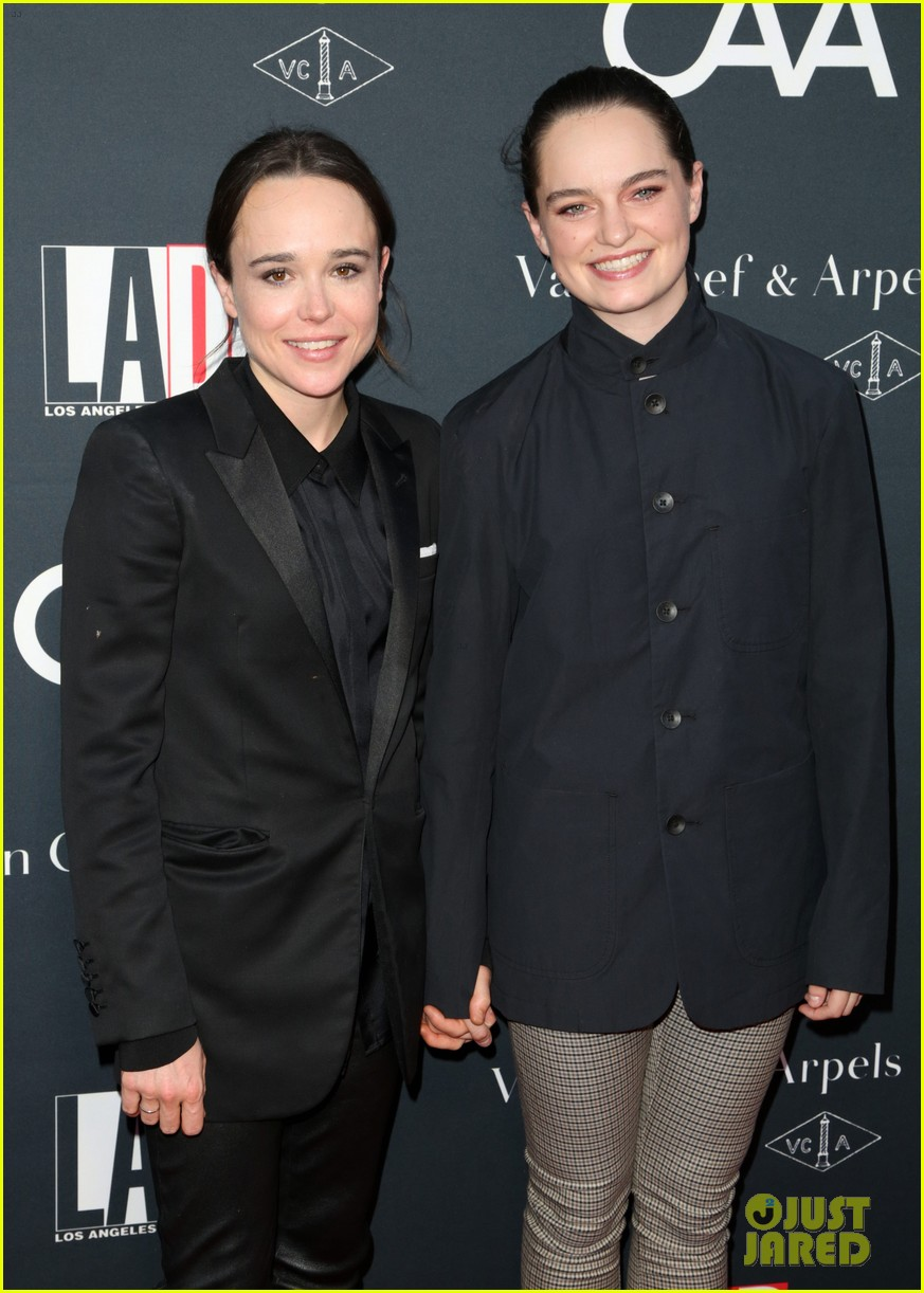 Ellen Page Is Married To Emma Portner Photo 4007081