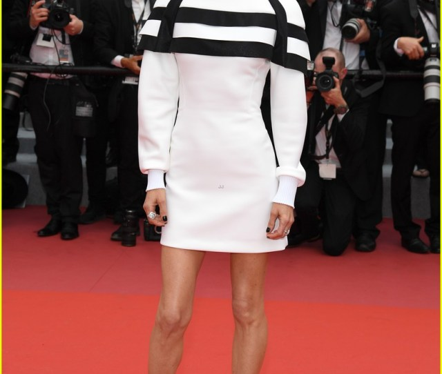 Jennifer Connelly Dresses As A Sexy Stormtrooper For Solo Cannes