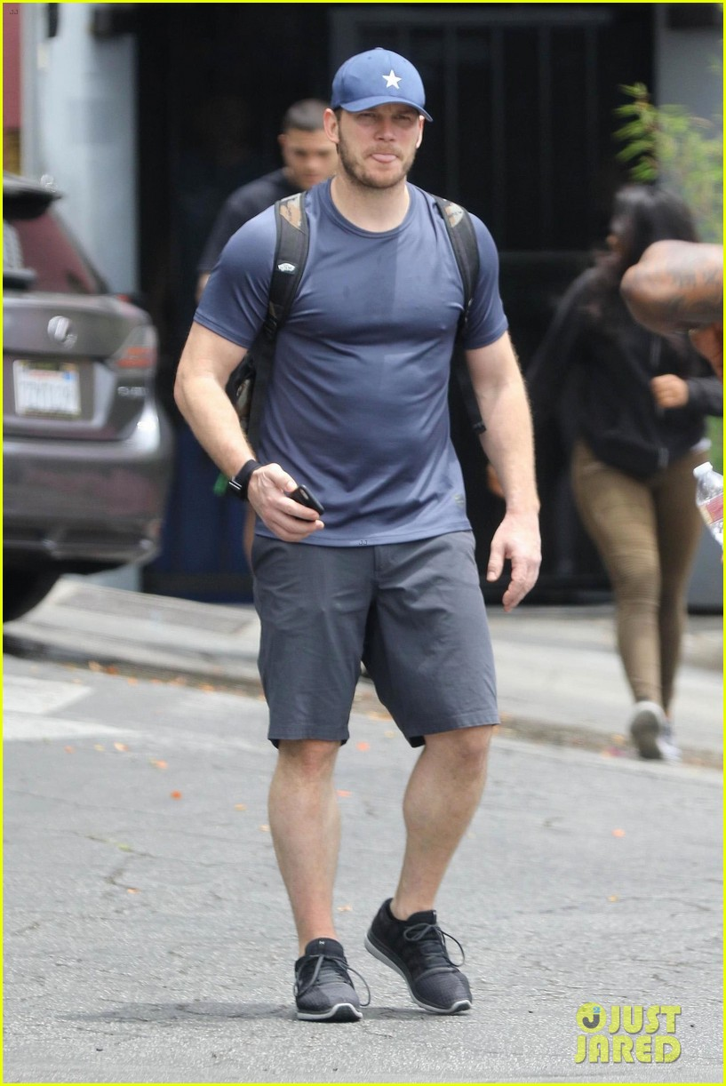 Chris Pratt Looks Buff After A Workout At Unbreakable Gym Photo 4095812 Chris Pratt Pictures