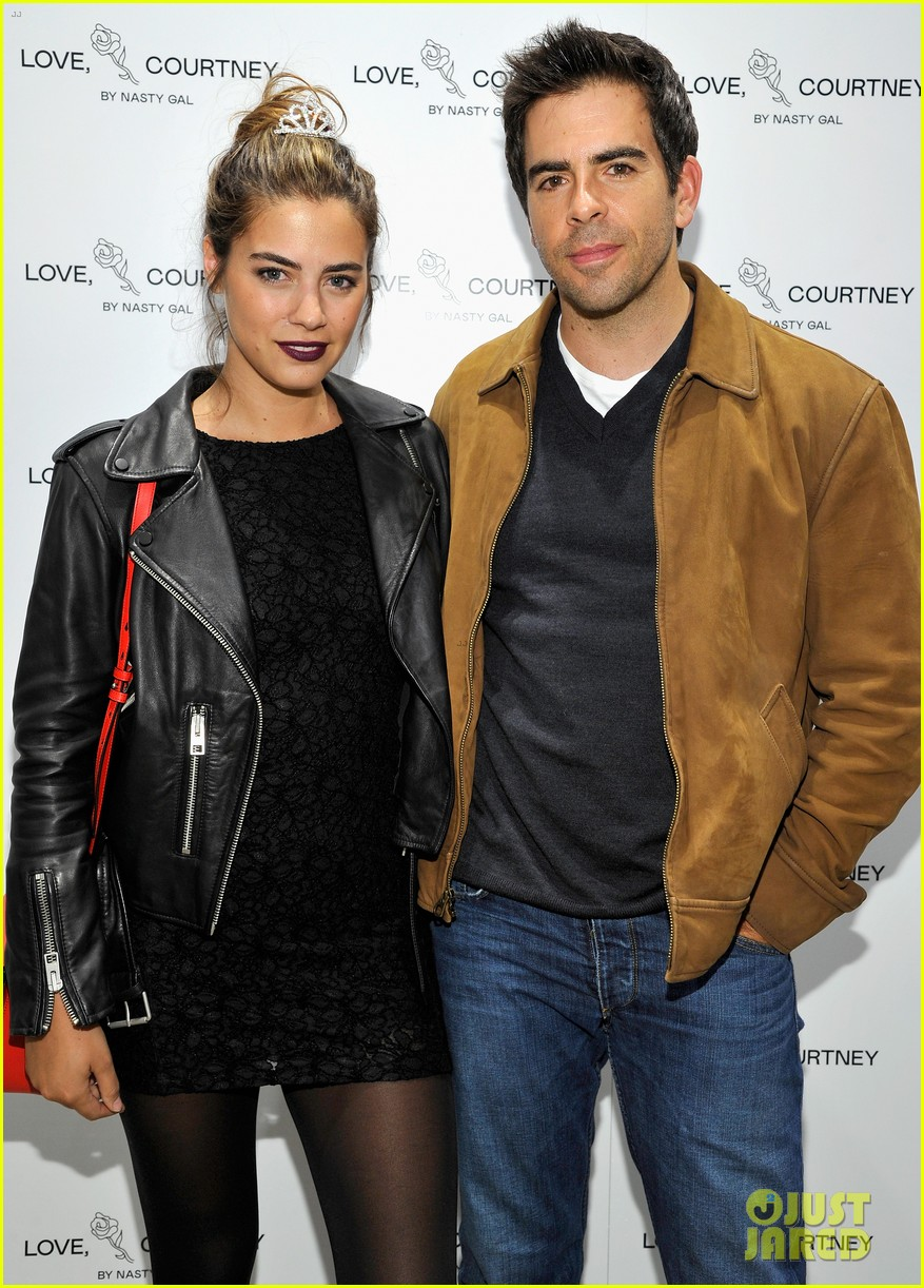 Eli Roth   Lorenza Izzo File For Divorce After Four Years of     Eli Roth   Lorenza Izzo File For Divorce After Four Years of Marriage
