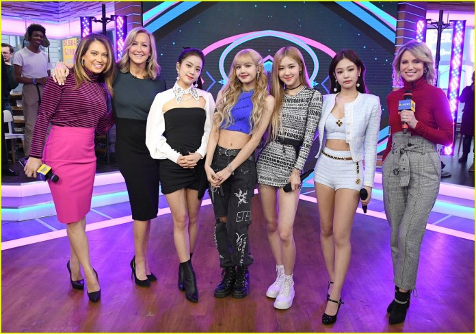Image result for blackpink gma
