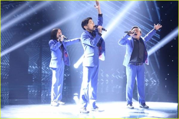 The World's Best's TNT Boys Sing 'Listen,' Win Super Bowl ...