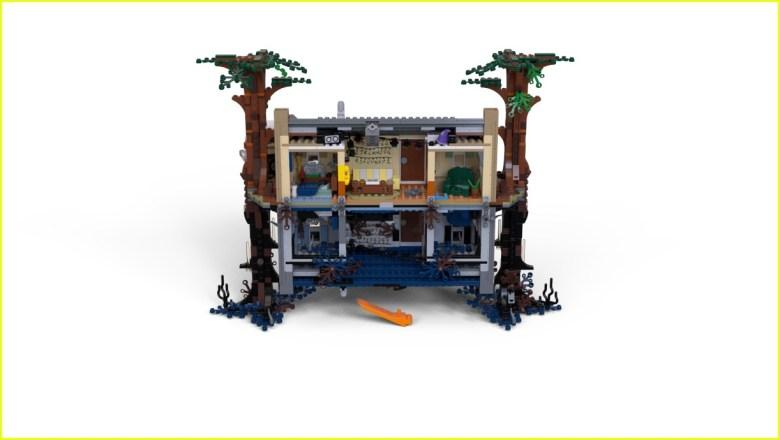 stranger things lego set 014291395
