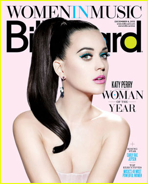 Katy Perry Covers 'Billboard' Magazine's Women in Music ...