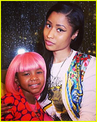 Nicki Minaj Makes Five Year Old Cancer Patients Dream