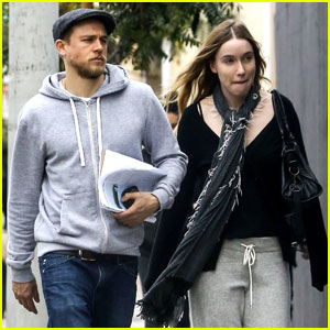 Charlie Hunnam to Play Mexican Drug Lord 'La Barbie'