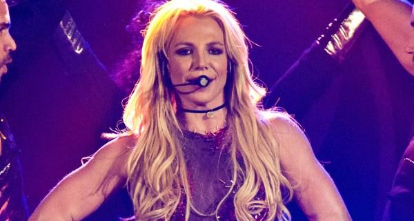 Britney Spears Is Already Recording Her Next Album ...