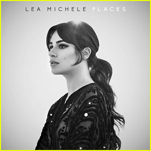 Image result for lea michele places cover