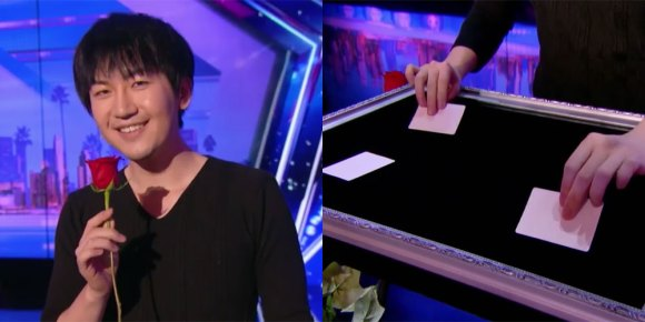 This 'America's Got Talent' Magic Audition Will Blow Your ...